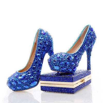 زیباترین ست کیف و کفش های مجلسی